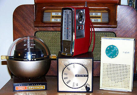 Radio across the decades